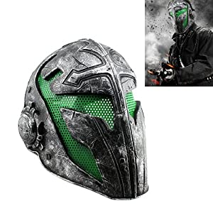 Amazon.com : Cool Knights Templar Protective Wire Mesh Mask for ...