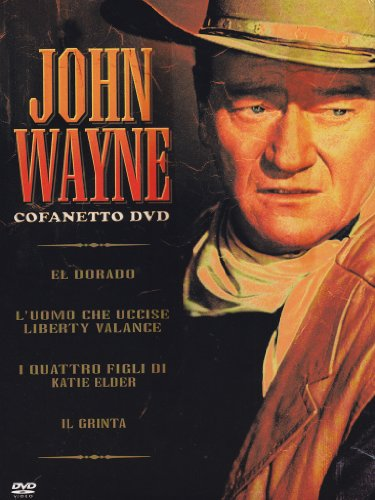 John Wayne [4 DVDs] [IT Import]