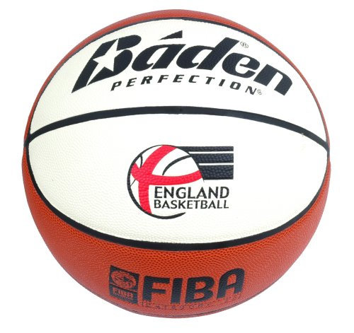 Baden Lexum Official Indoor Tan  &  White Basketball Size 6 - 308BX465