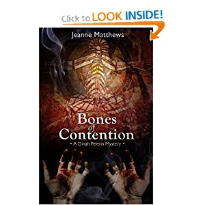 Bones of Contention - Jeanne Matthews