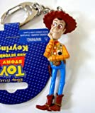 Toy Story Woody Keychain : Woody Figure Keyring Key Chain