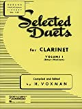 Selected Duets for Clarinet: Easy to Medium: 1