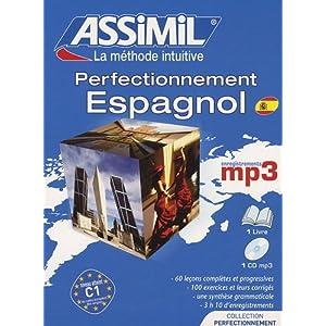 assimil perfectionnement espagnol