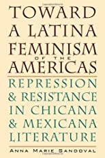 Toward a Latina Feminism of the Americas: Repression and Resistance in Chicana and Mexicana Literature (Chicana Matters)
