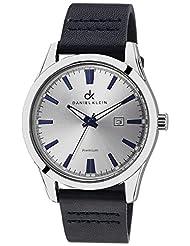 Daniel Klein Analog Silver Dial Men's Watch - DK10621-8