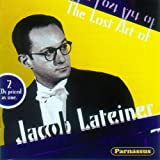 Jacob Lateiner The Lost Art Of Jacob Lateiner