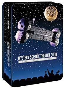 Mystery Science Theater 3000: 25th Anniversary Edition [Limited-Edition Collector's Tin]