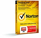 Norton antivirus 2012 (1 poste, 1 an)