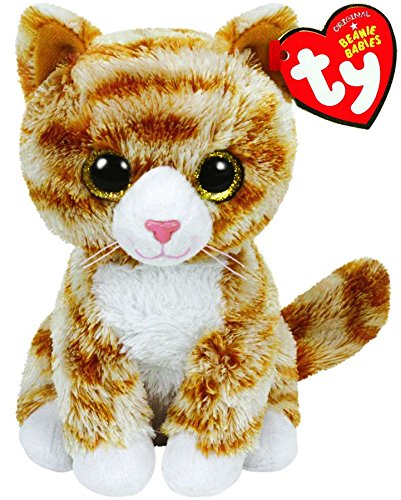 Ty Classic Booties The Tabby Cat Plush