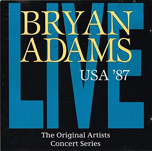Bryan Adams - Live Usa