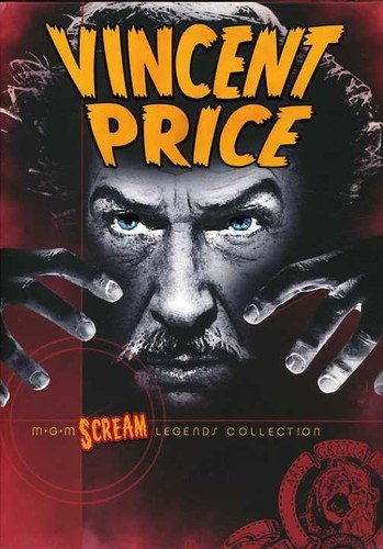 DVD : Vincent Price: MGM Scream Legends Collection (Gift Set, Sensormatic)