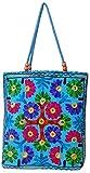 Craftshraft Women's Shoulder Bag (craft-60, Blue)