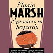 Spinsters in Jeopardy | Ngaio Marsh