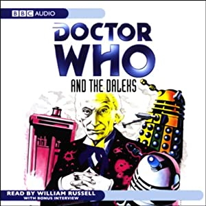 Doctor Who and the Daleks Radio/TV Program
