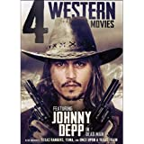 4-Movies Western: Featuring Johnny Depp in Dead [Import]