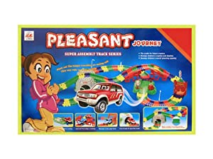 Pleasant Journey Super Assembly Track Series
