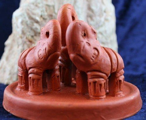 Quemador de accesorios soporte - sonido tres elefantes