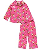 Sofia the First Little Girls' Toddler Pearly Vignettes 2-Piece Pajamas
