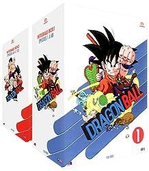 Dragon Ball - Intégrale Collector (remasterisée et non censurée) - Pack 2 Coffrets (26 DVD)