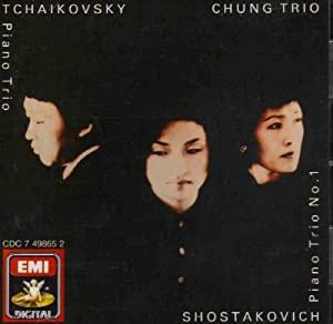 Tchaikovsky: Piano Trio in A minor, Op. 50 / Shostakovich: Piano Trio No. 1, Op. 8