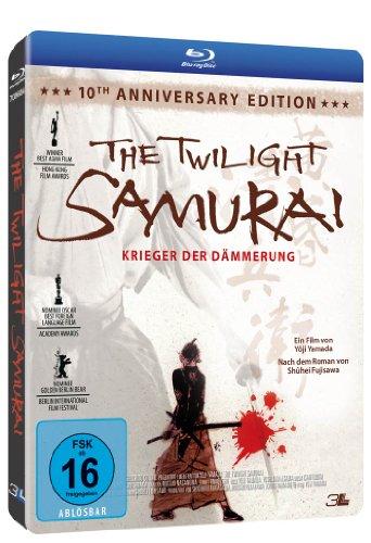 The Twilight Samurai - Krieger der Dämmerung (10th Anniversary Edition) [Blu-ray]