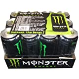 Monster Energy-Energy Drink Formula, 24/16oz Cans