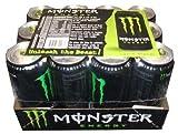 Monster Energy-Energy Drink Formula, 24/16oz Cans