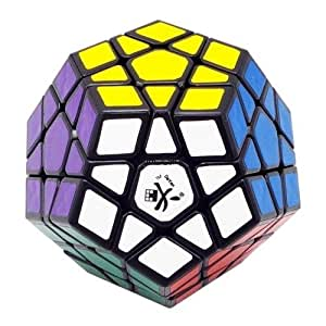 Dayan Megaminx Black Puzzle Speed Cube
