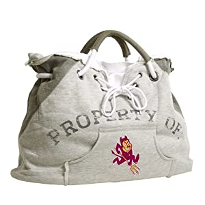 ProFanity PF-71050-ASU-GREY-1 Arizona State Sun Devils Property of Hoody Tote by Pro Fan Ity