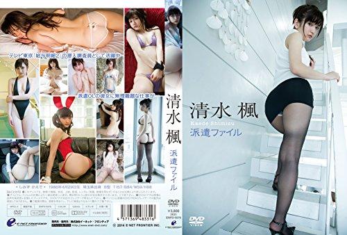 清水楓/派遣ファイル [DVD]