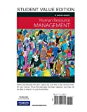 img - for Human Resource Management, Student Value Edition (12th Edition) book / textbook / text book