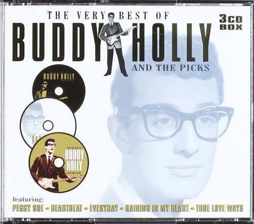Buddy Holly - The Very Best of Buddy Holly and the Picks - Zortam Music