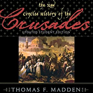 The New Concise History of the Crusades Audiobook