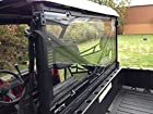 Cab Back/Dust Stopper for Polaris Ranger XP900 by EMP 11893