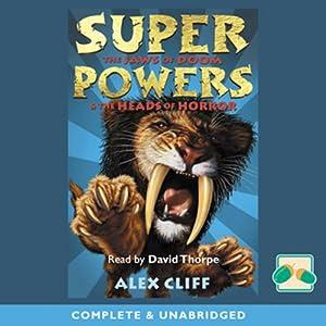 Super Powers Audiobook