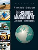 Operations Management, Flexible Edition and Lecture Guide and Student CD and DVD Package (9th Edition) deals and discounts
