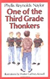 img - for One of the Third-Grade Thonkers book / textbook / text book