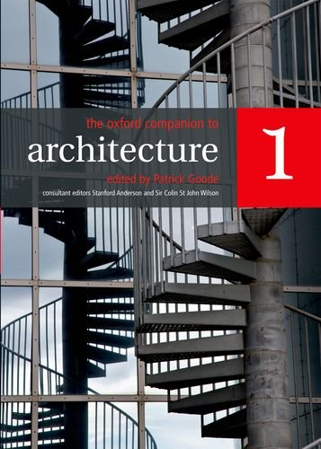 The Oxford Companion to Architecture: 2 Volumes (Oxford Companions)