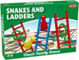 Tactic Snakes and Ladders Board Game