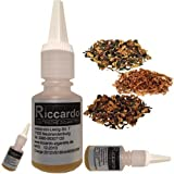 #3: Riccardo® e-Liquid Tabak MB (Marlb..) 50 ml für e-Zigarette/eGo-T/eGo-C mit 0.0 mg Nikotin