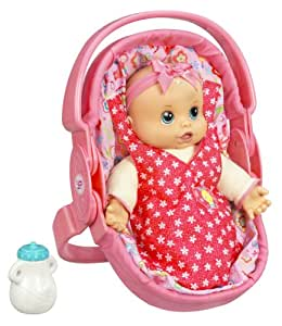 Amazon Com Baby Alive Baby Go Bye Bye Toys Amp Games
