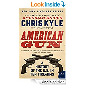 "Chris Kyle ""American Gun"" Kindle eBook"