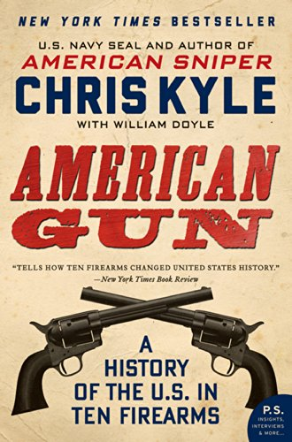 William Doyle  Chris Kyle - American Gun