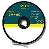 Rio Dacron Backing 100yd 20lb 9.0kg Orange