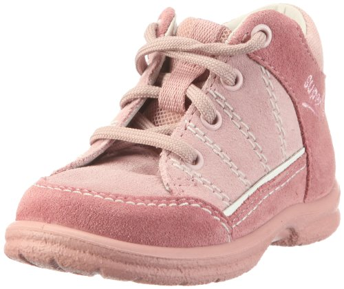 Superfit Softino2 First Walking Shoes Girls Baby pink Rosa (barbie kombi 57) Size: 22