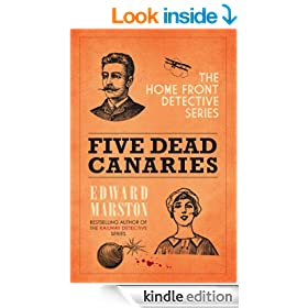 Five Dead Canaries: 3 (Home Front Detective series)