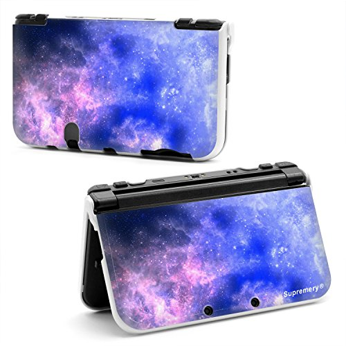 supremery-new-nintendo-3ds-xl-case-hulle-kunststoff-shell-hard-cover-galaxy-3