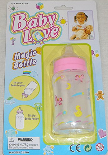 Baby Love Magic Milk Bottle
