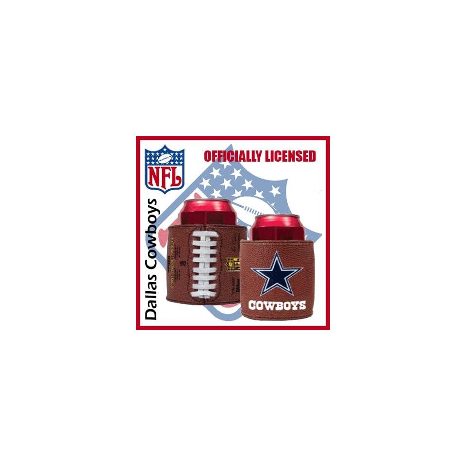 Dallas Cowboys NFL Football Drink Koosie