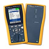 Fluke Networks DTX-1800-MSO 120-GLD DTX-1800 Kit with DTX-MFM2 Multimode & DTX-SFM2 Single-mode Fiber Modules, & DTX-OTDR-QMOD Compact OTDR Module and 1 Yr. of Gold Support